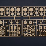 Sprues C and E (x2)