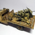 Chevrolet 30cwt & Flak 20mm